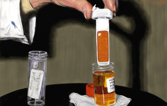analyse urine