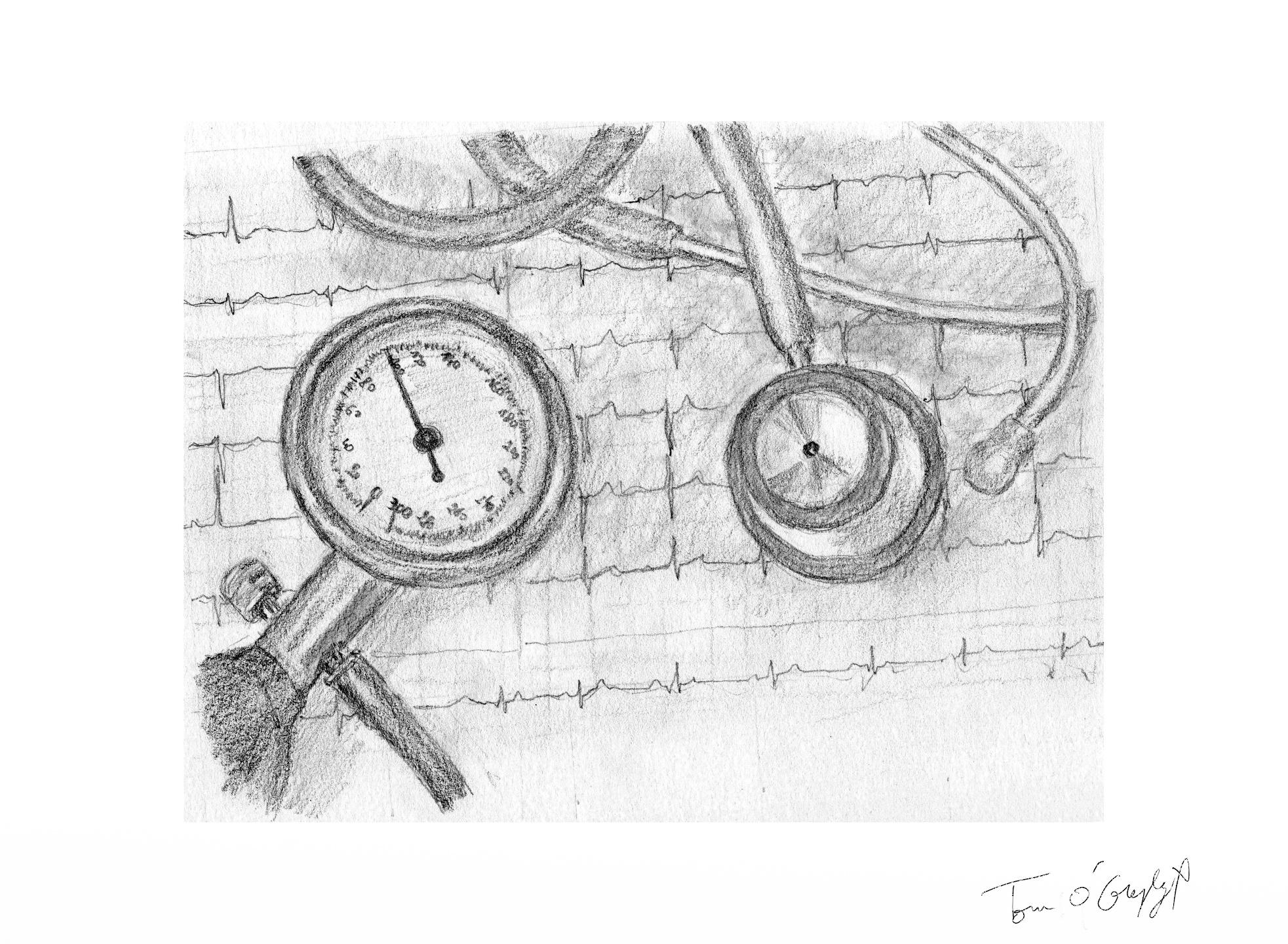 Hypertension artérielle aux urgences, poussée d'HTA et crise ...