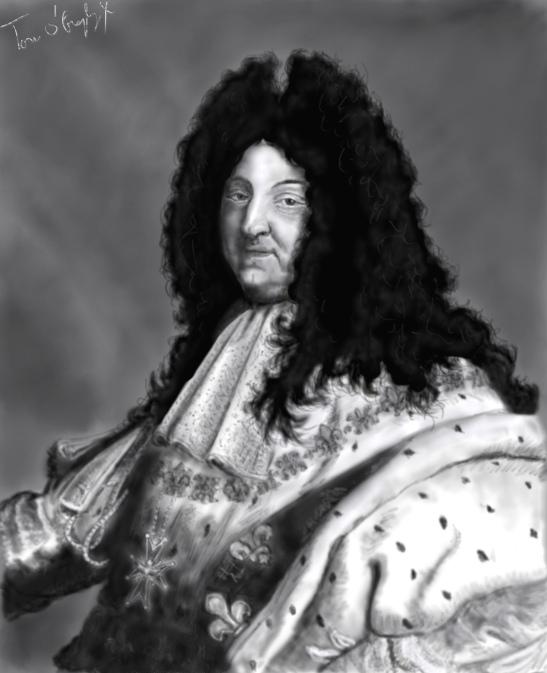 Louis XIV roi soleil