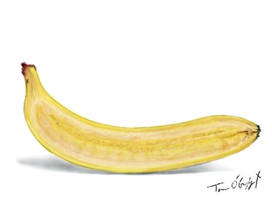 hypokaliemie banane