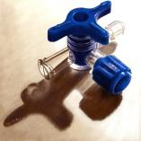 robinet 3 voies Luer Lock tubulure perfusion intraveineuse