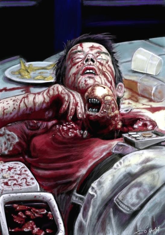 Alien John Hurt