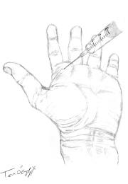 anesthesie doigt bloc gaine digital