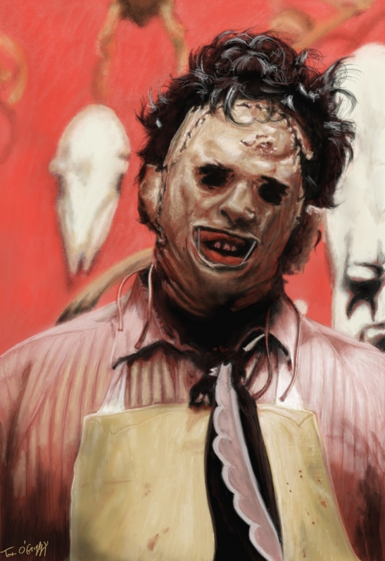 Leatherface Massacre a la tronconneuse